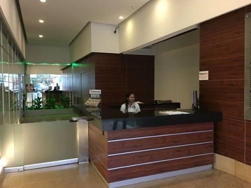 oficina en renta en torre corporativa con seguridad y estaci