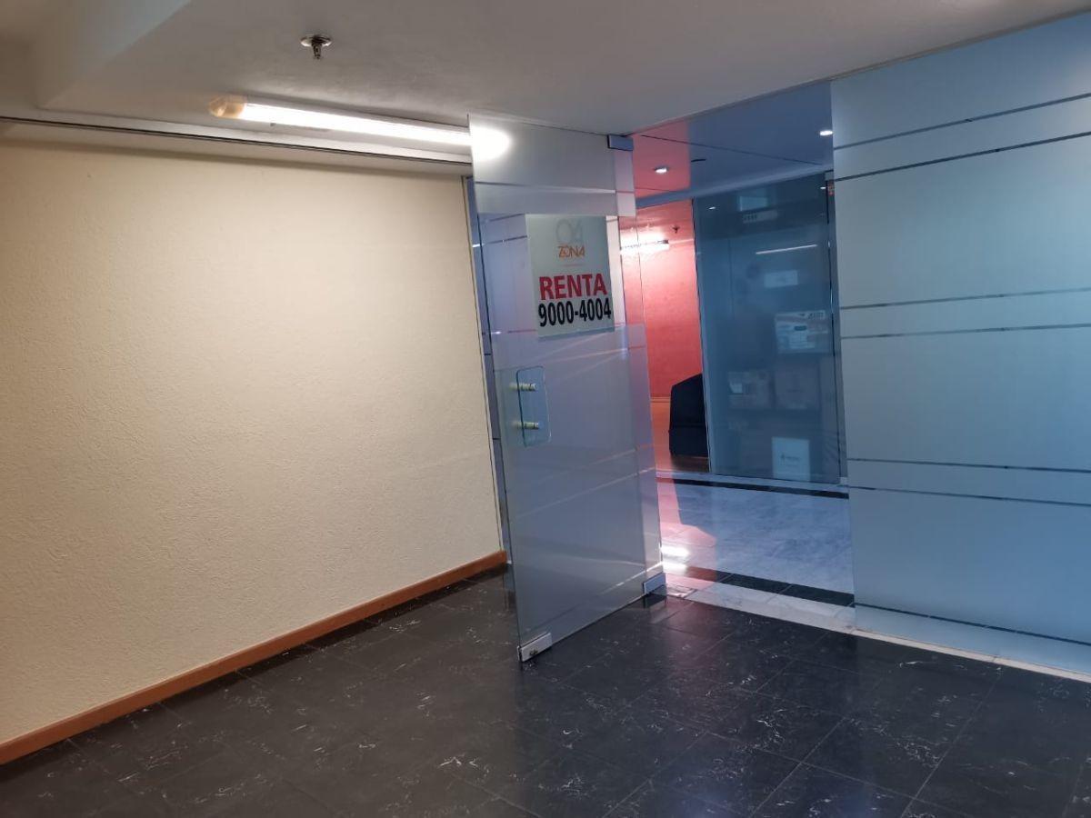 oficina en renta en torre wtc 40m2