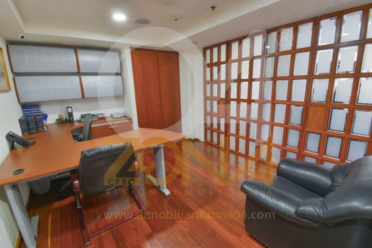 oficina en renta  en torre wtc de 240m2