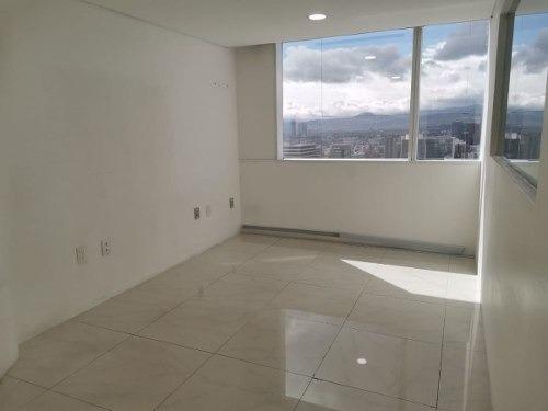 oficina en renta en torre wtc de 40 m2