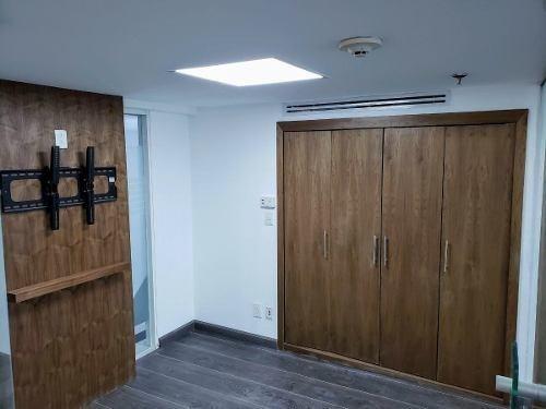 oficina en renta en torre wtc de 70 m2, piso 29