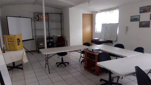 oficina en renta en viveros de la loma