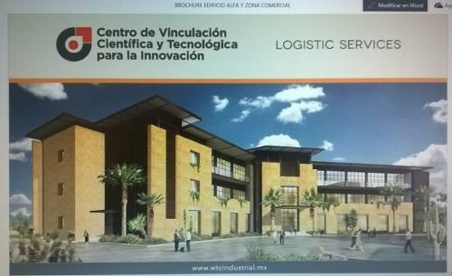 oficina en renta en wtc industrial (zona industrial)
