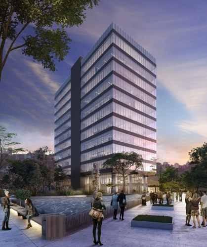 oficina en renta en zona dorada tijuana corporativo torela de 252m2