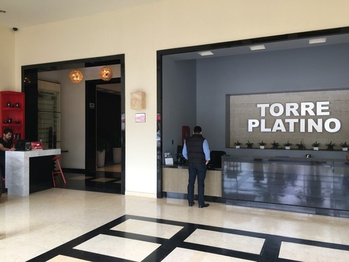oficina en renta en zona rio tijuana torre platino