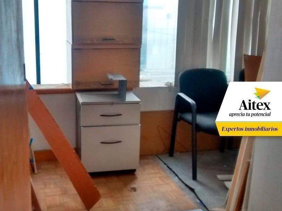 oficina en renta, excelente ubicación en col. cuauhtémoc, cdmx
