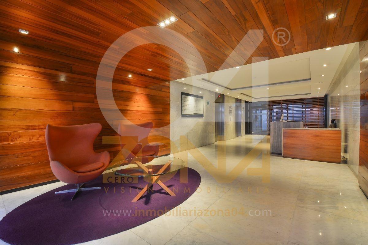 oficina en renta florencia, colonia juárez 270 m2
