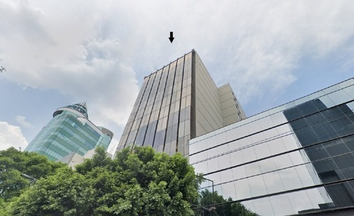oficina en renta insurgentes acond piso 6 con 300 m2 insur