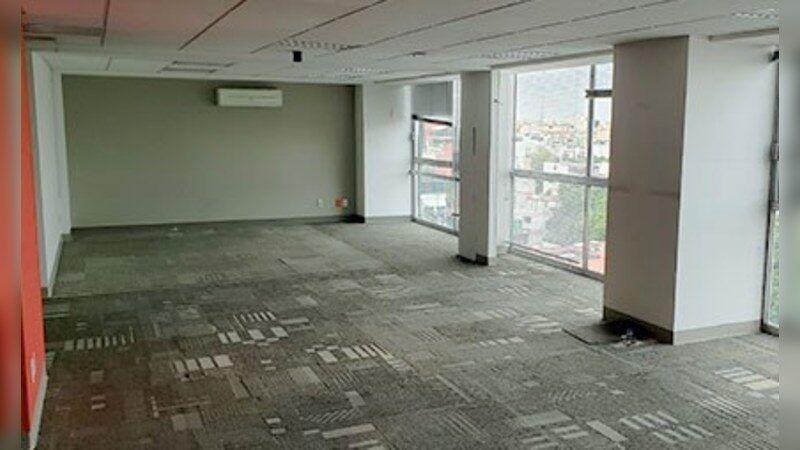 oficina en renta, insurgentes sur #664