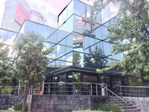 oficina en renta jardines de la montaña, excelente ubicación.