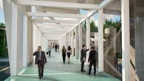 oficina en renta lomas acond piso 15 con 925 m2  tvirrey