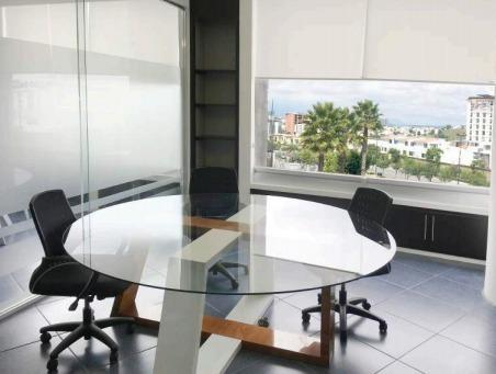oficina en renta lomas de angelopolis