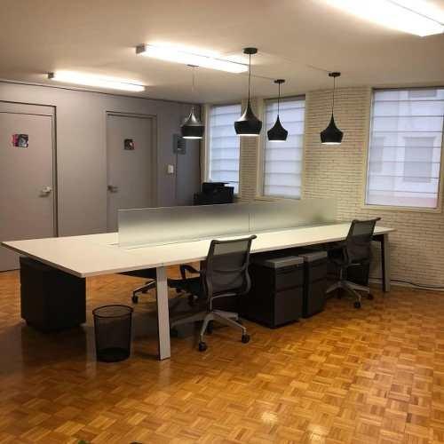 oficina en renta lomas de chapultepec virreyes 160 m