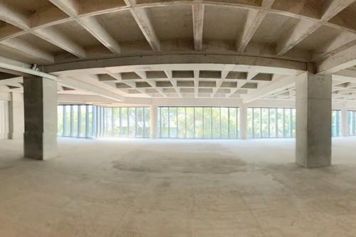 oficina en renta lomas obra gris piso 2 con 300m2 worklomas2