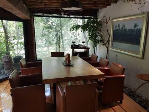 oficina en renta parque hundido (s)