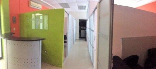 oficina en renta = plaza antares =