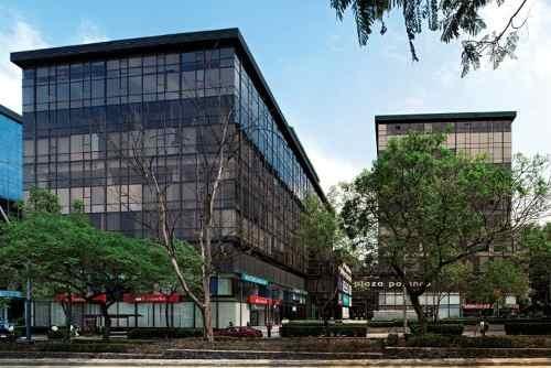 oficina en renta , plaza polanco