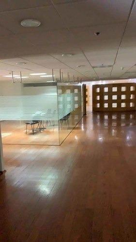 oficina en renta polanco acond piso 5 con 1840 m2 cpolanco