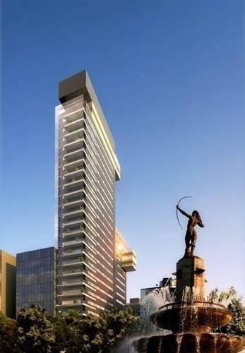 oficina en renta reforma acond piso 10 con 1030 m2