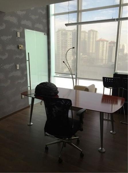 oficina en renta, santa fe
