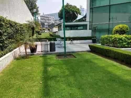 oficina en renta santa fe acond  piso 2 con 540 m2 cygni2