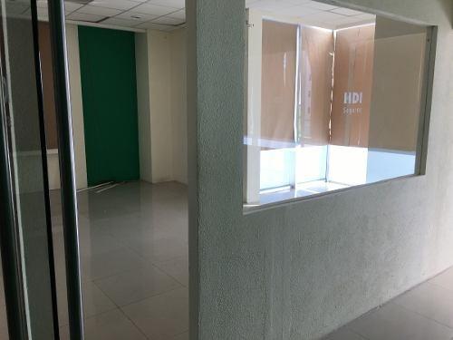 oficina en renta sobre av. bonampak en torre corporativa