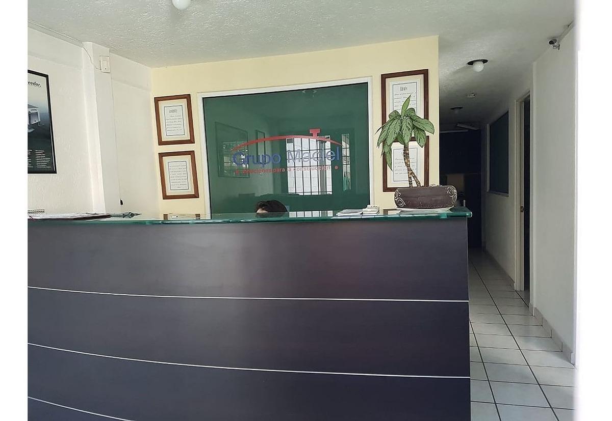 oficina en renta, tlaloc / barros sierra