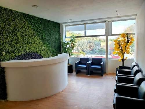 oficina en renta valle dorado (lujo)