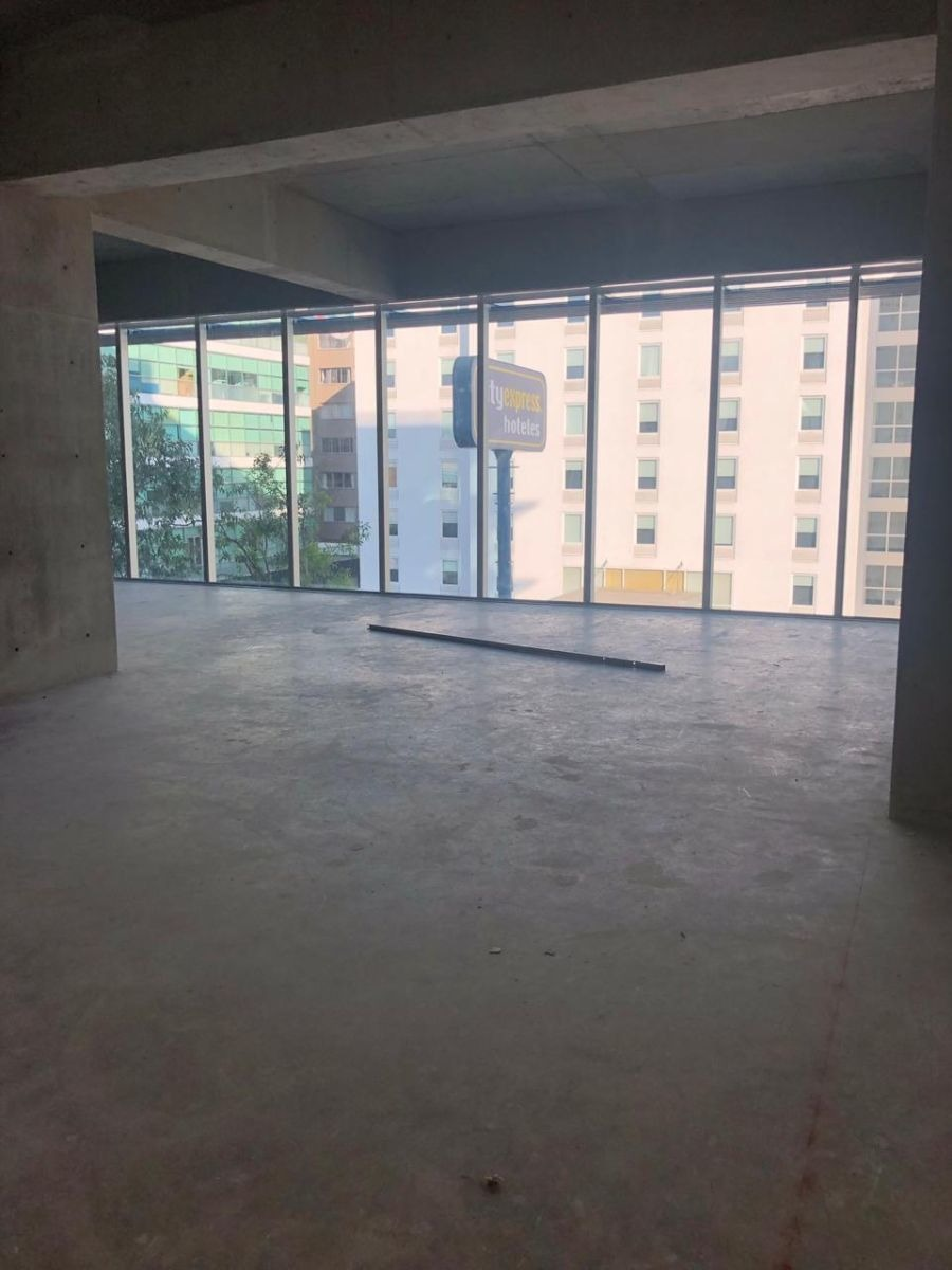 oficina en renta zona urbana río, de 492 m2.