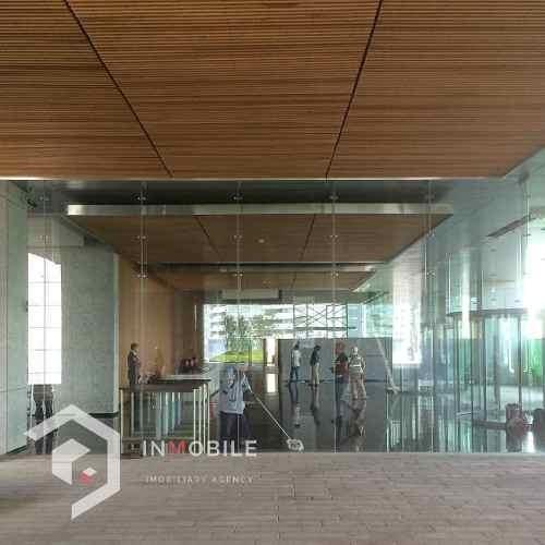 oficina en santa fe, 4,250 m2, renta.