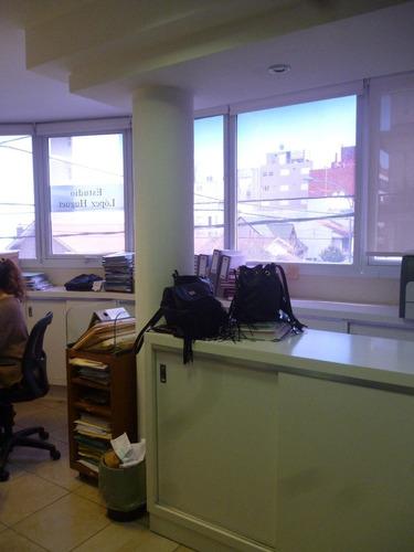 oficina en semipiso sarmiento y castelli