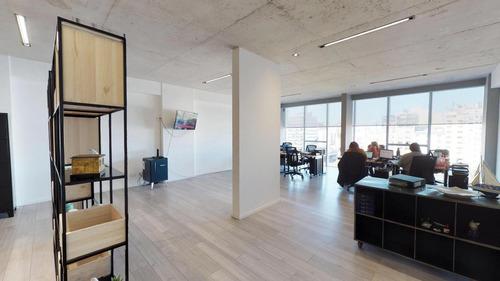 oficina en sempiso de 103mts. edificio aaa - premium