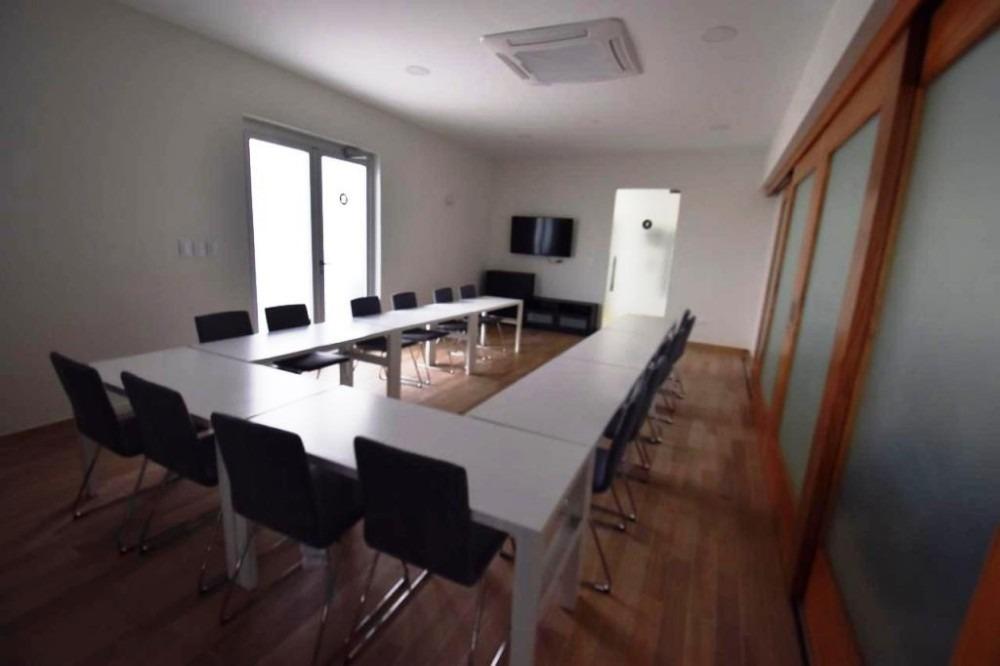 oficina en torre corporativa con vista al mar la esperilla