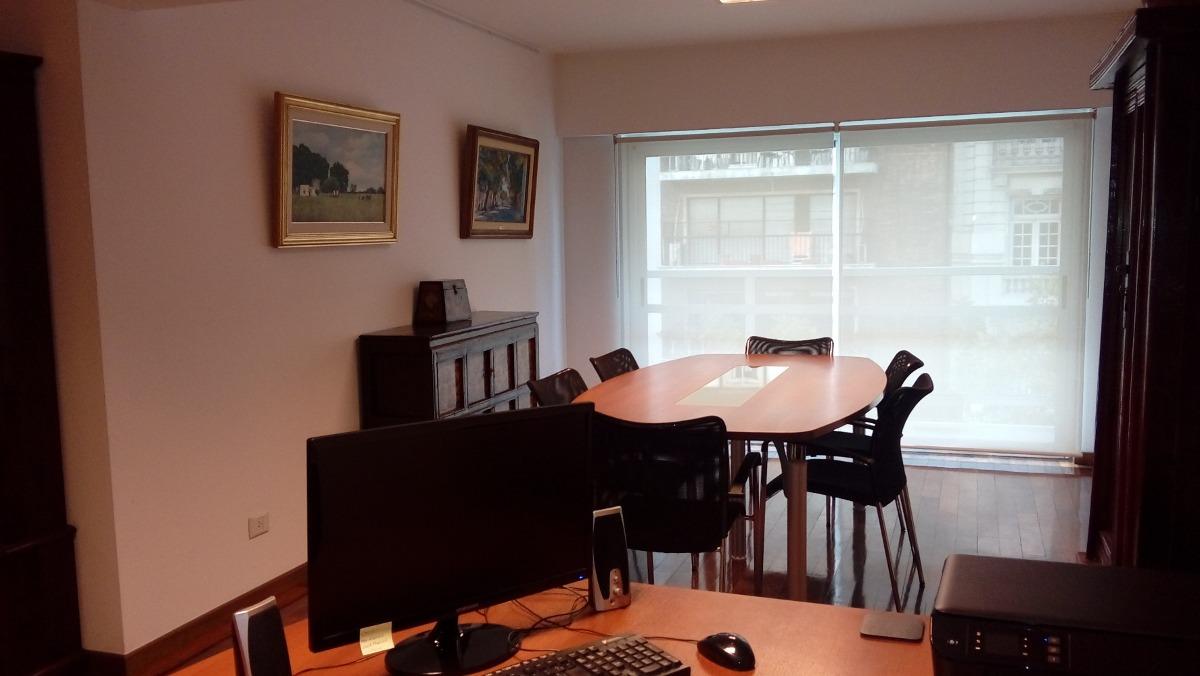 oficina en venta - 4° semipiso - contrafrente