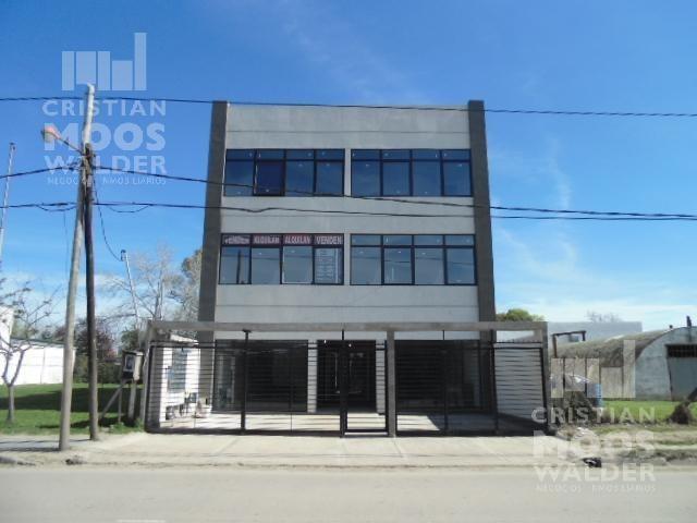 oficina en venta con renta - cristian mooswalder negocios inmobiliarios oficina maschwitz