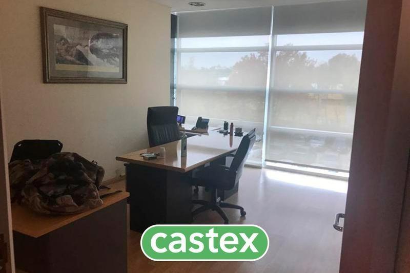 oficina en venta con renta - edificio bureau pilar