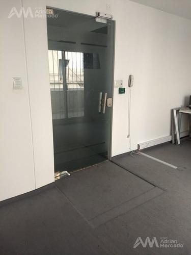 oficina  en venta con renta - monserrat - 243 m2