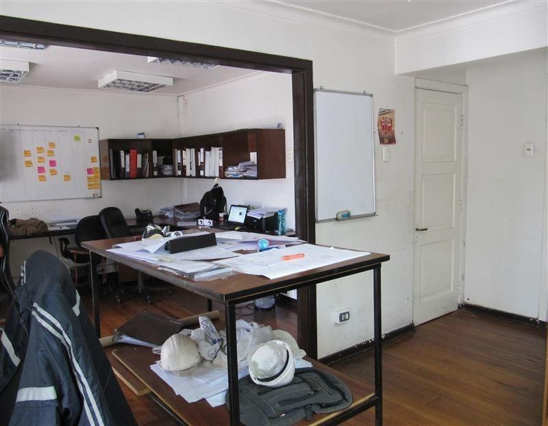 oficina en venta de 10 privados en ñuñoa