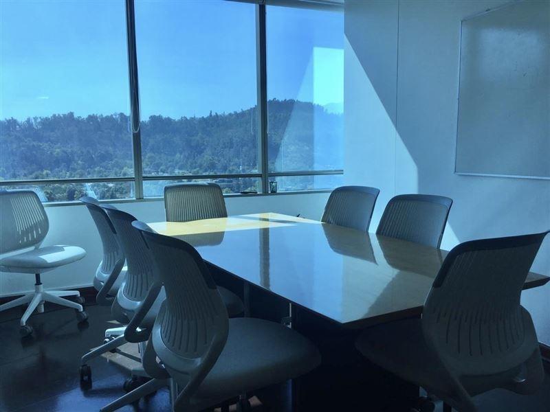 oficina en venta de 12 privados en providencia
