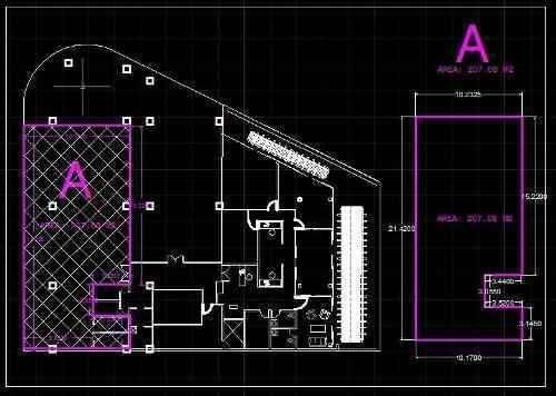 oficina en venta en acueducto en torre alfil, zona andares.
