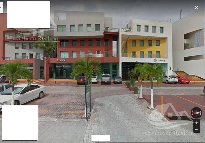 oficina en venta en cancun/av. bonampak