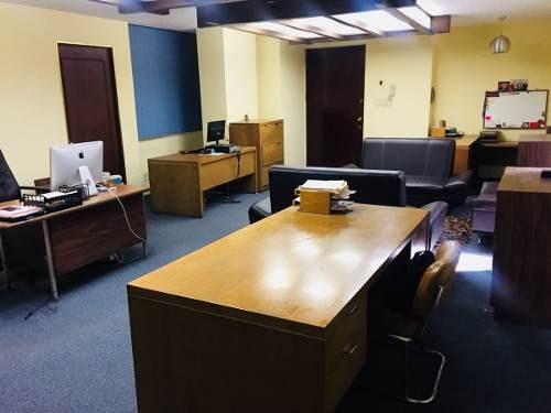 oficina en venta en la col. del valle centrosobre av. coyoac