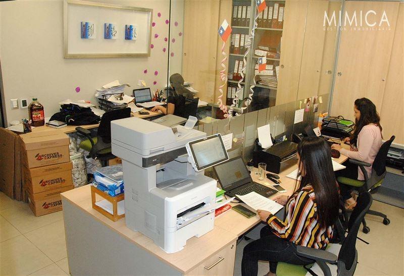 oficina en venta en las condes
