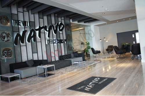 oficina en venta en lomas de angelópolis, cerca de boulevard atlixco, natyvo, angelópolis