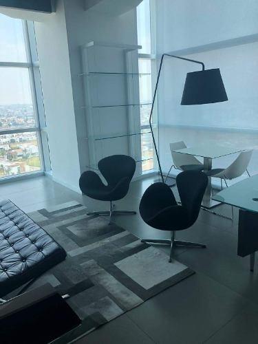 oficina en venta en torre jv3, zona atlixcayotl, angelopolis, puebla