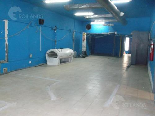 oficina en venta microcentro u$769xm2 en una planta de 247m2 - carlos pellegrini y sta. fe