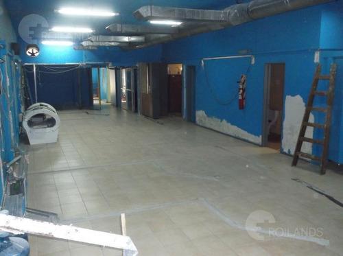 oficina en venta retiro u$769xm2 en una planta de 247m2 - carlos pellegrini y sta. fe
