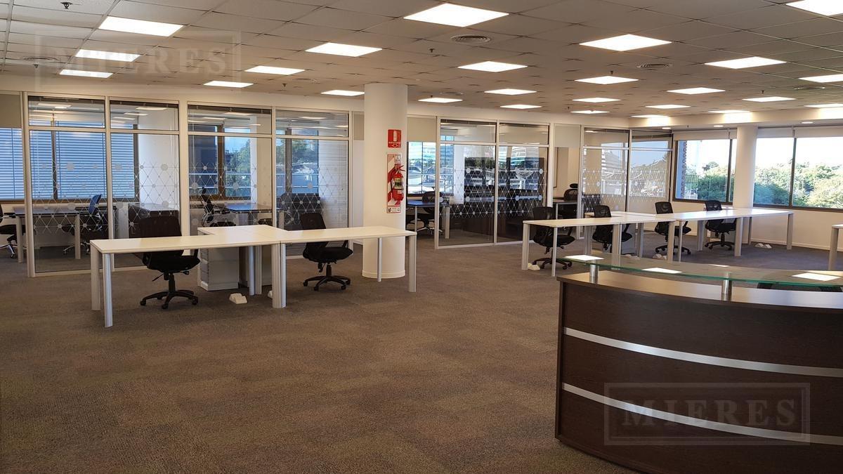 oficina en vicente lópez - olivos building i
