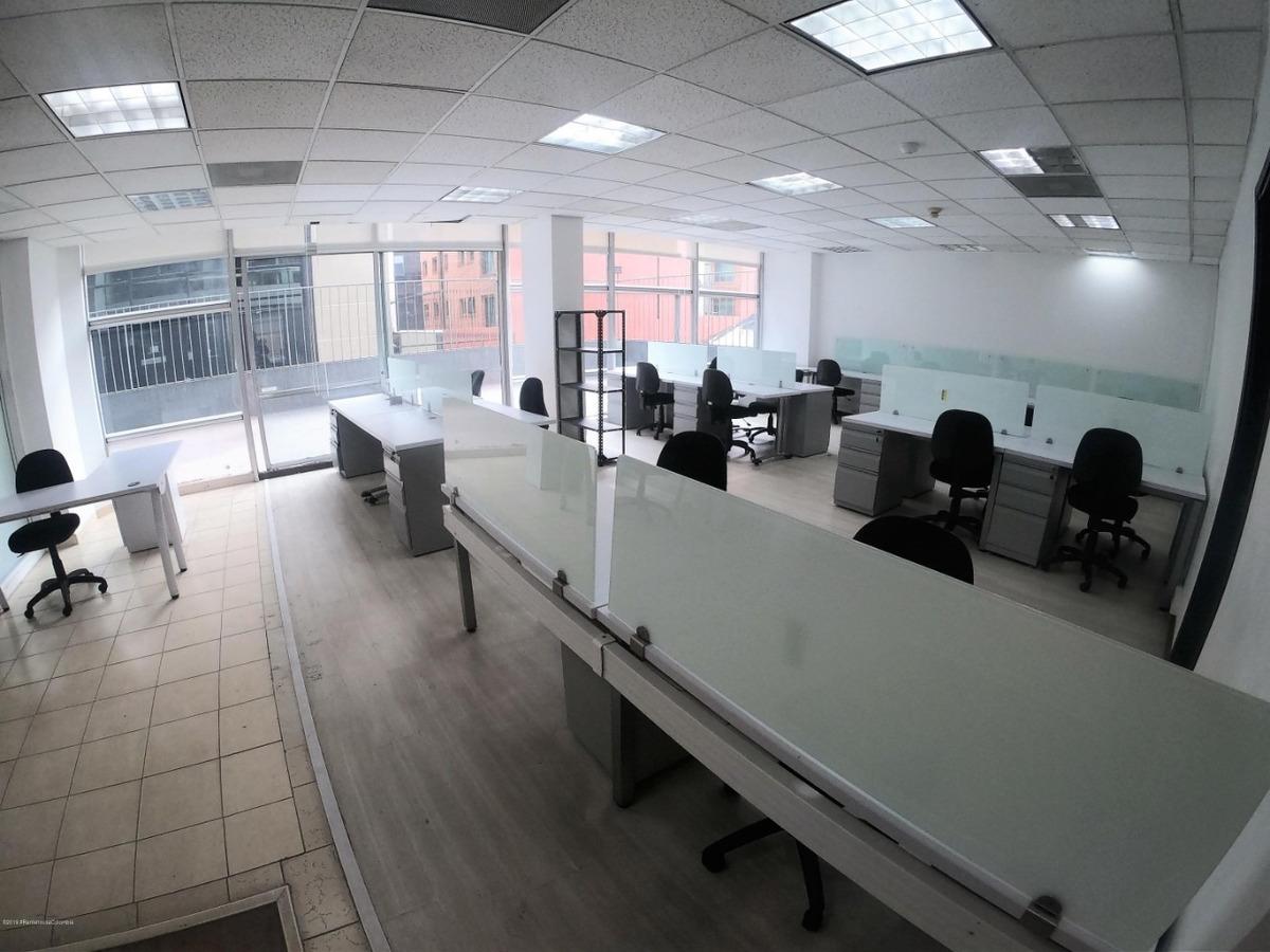 oficina en zona exclusiva chico norte ii mls #19-837 fr