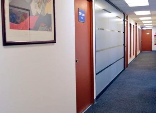 oficina equipada en renta para 3 personas.